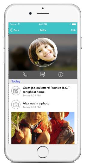 Our Brightwheel App