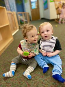 Features of Our Infant Programs in Mt. Laurel and Lumberton